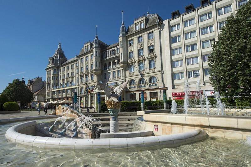 Aranybika Virágkarnevál 2017 - Grand Hotel Aranybika*** - Debrecen - 7 155Ft/fő/éj + 795 pont/fő/éj