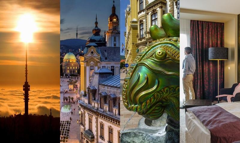 Augusztus 20. - Corso Hotel Pécs**** - Pécs - 11 228Ft/fő/éj + 1 248 pont/fő/éj