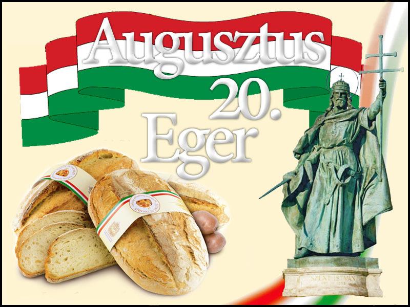 Augusztus 20. - Eged Vendégház - Eger - 3 420Ft/fő/éj + 380 pont/fő/éj