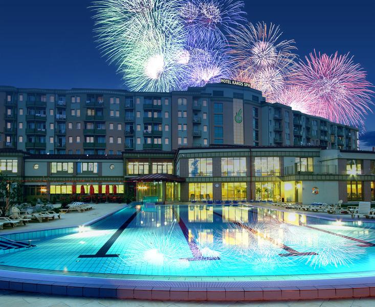 Augusztus 20. - Hotel Karos Spa **** superior - Zalakaros - 17 910Ft/fő/éj + 1 990 pont/fő/éj